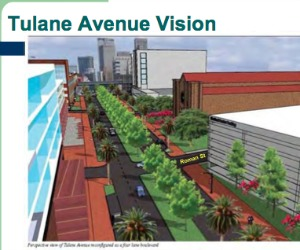 Neighbors disappointed by removal of trees from Tulane Avenue streetscape plans