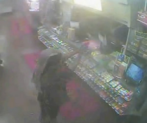 Video released in Airline Highway gas station robbery
