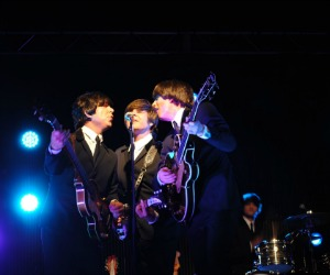 Fab Four tribute Beatles on 50th anniversary of concert in City Park