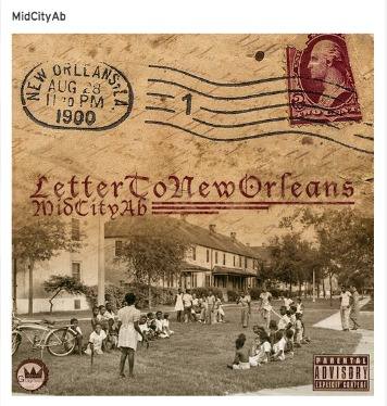 Rapper pays homage to Mid-City in new album