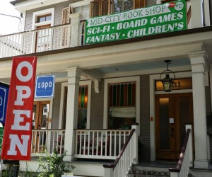 Mid-City bookstore, Tubby and Coo's, gears for grand opening