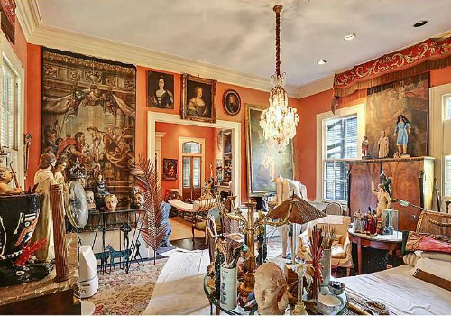 New Orleans Sculptor'S Bayou St. John Home For Sale – Mid-City