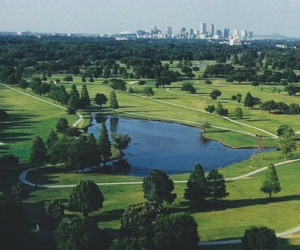 Nature enthusiasts protest plans for new championship-level golf course in City Park
