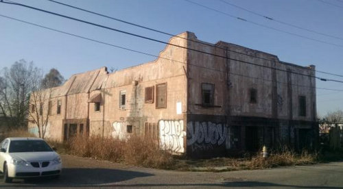 The former Club Desire at 2604 Desire Street. (photo via City of New Orleans)