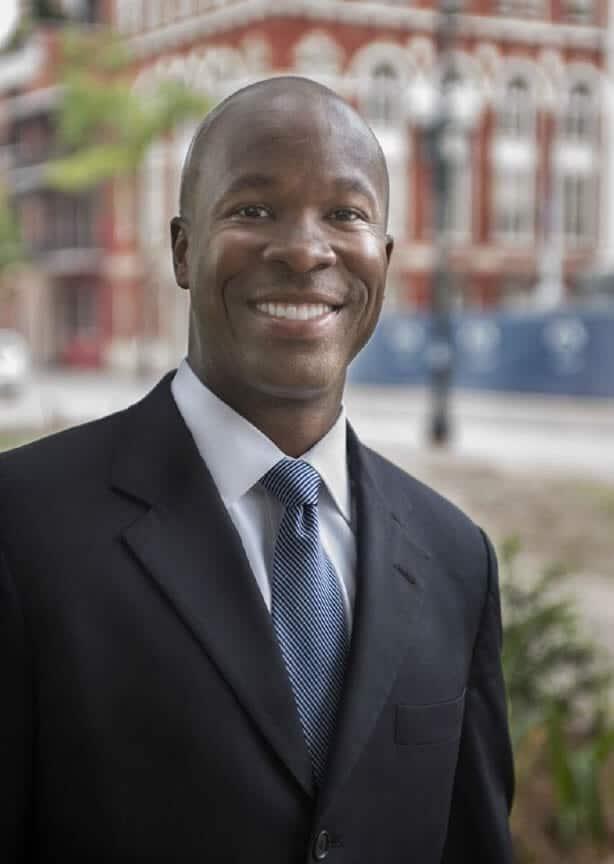 Candidate Erich Caulfield for State Senate District 4 (photo via caulfield2015. com)