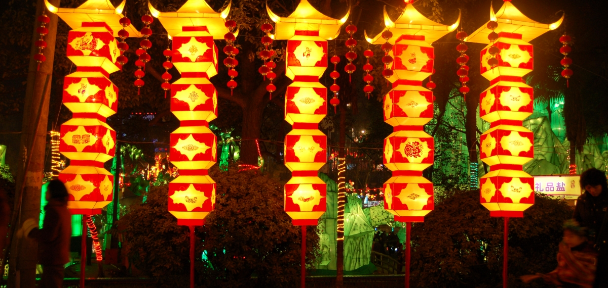 china lights exhibit to close sunday mid city messenger