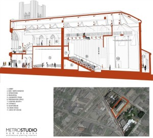 Southern Rep Theatre will open a new arts complex on Bayou Road in the Treme (photo from southernrep.com).
