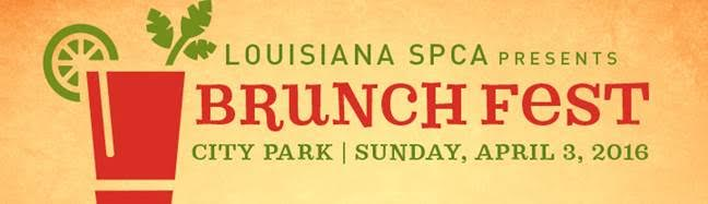 Brunch Fest NOLA will be held in New Orleans City Park.