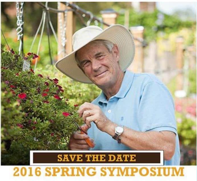 City Park 2016 spring symposium