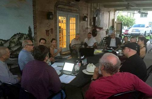 The New Orleans Libertarians meet monthly at the Lakeview Brew Coffee Cafe. (submitted photo)