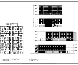 Plans for luxury apartment buildings behind Morris Jeff headed to City Council