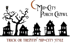 The Mid-City Neighborhood Organization will host its annual porch crawl on Friday (MCNO).