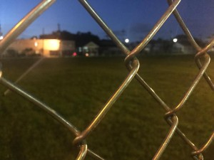 Warren Easton's new athletic field will be dedicated on Friday (photo by Claire Byun).