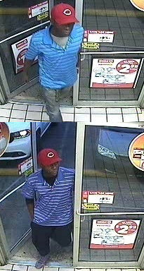 Suspect in Circle K shoplifting (via NOPD)