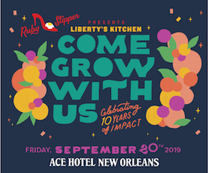 Liberty's Kitchen Come Grow With Us 2019